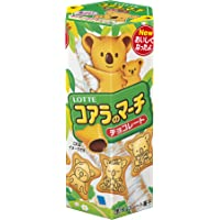 Lotte Koala Chocolate Cream Biscuit, Chocolate, 50 g