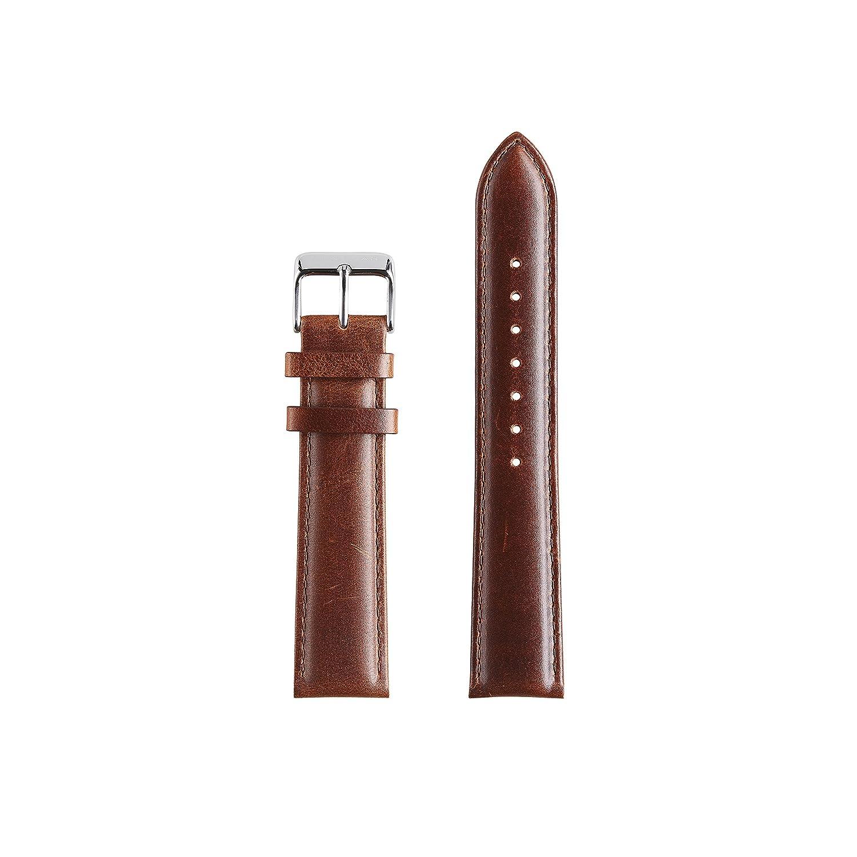 Armoganクラシックレザー – ブラウンlc55s-20 mm横幅  B0779X1XCS