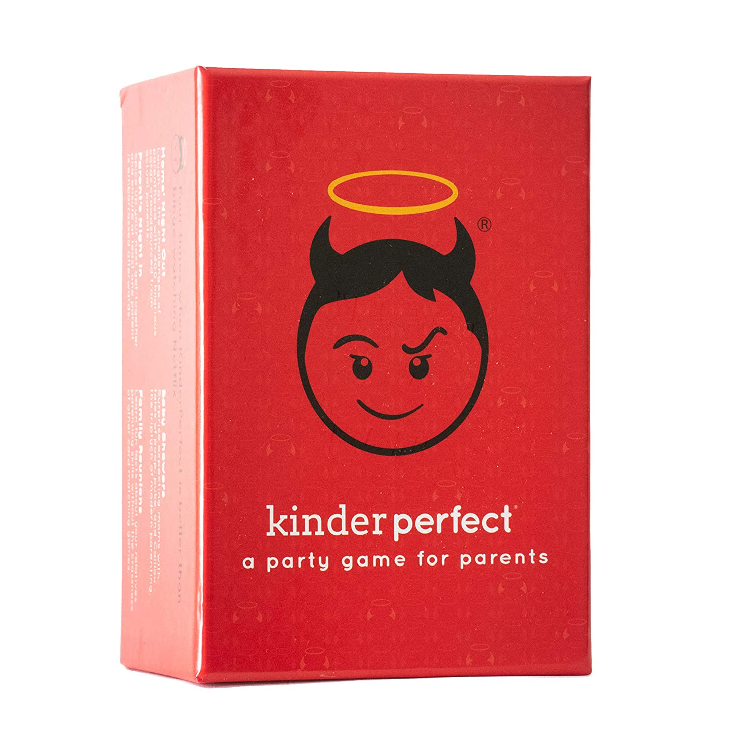 Amazon.com: KinderPerfect - The Hilarious Parents Party Card Game ...