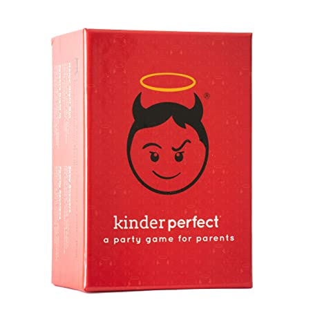 9eadd8c27d Amazon.com: KinderPerfect - The Hilarious Parents Party Card Game ...