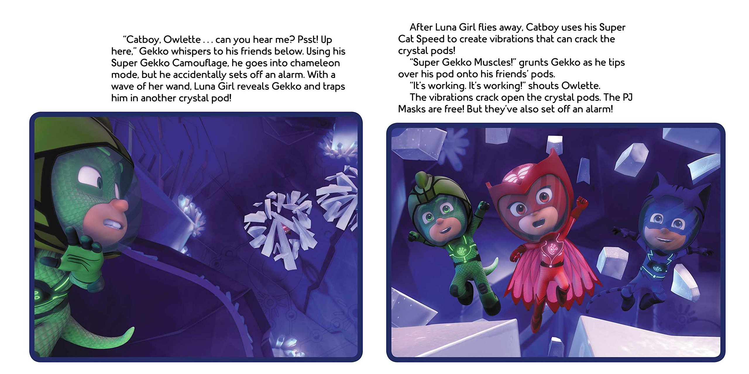 Super Moon Adventure (PJ Masks): Amazon.es: A. E. Dingee: Libros en idiomas extranjeros