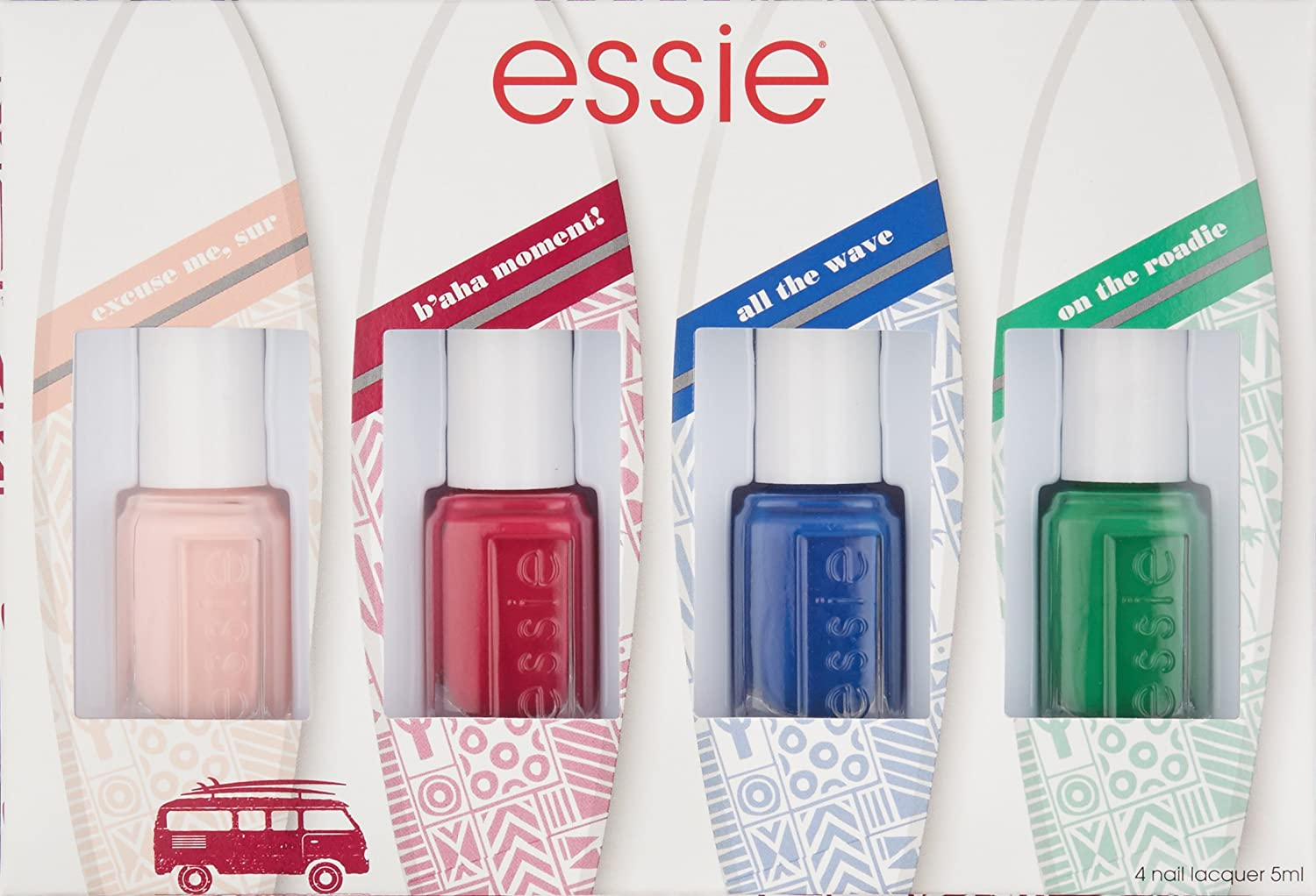 Essie On The Roadie