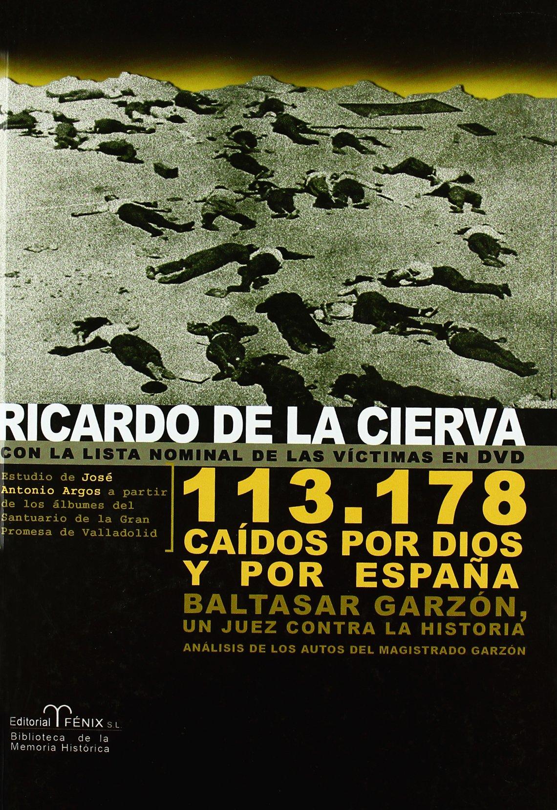 113718 caidos por dios y por España: Amazon.es: Aa.Vv.: Libros