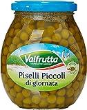 Valfrutta - Piselli Piccoli di Giornata - 6 vasetti da 360 g [2160 g]