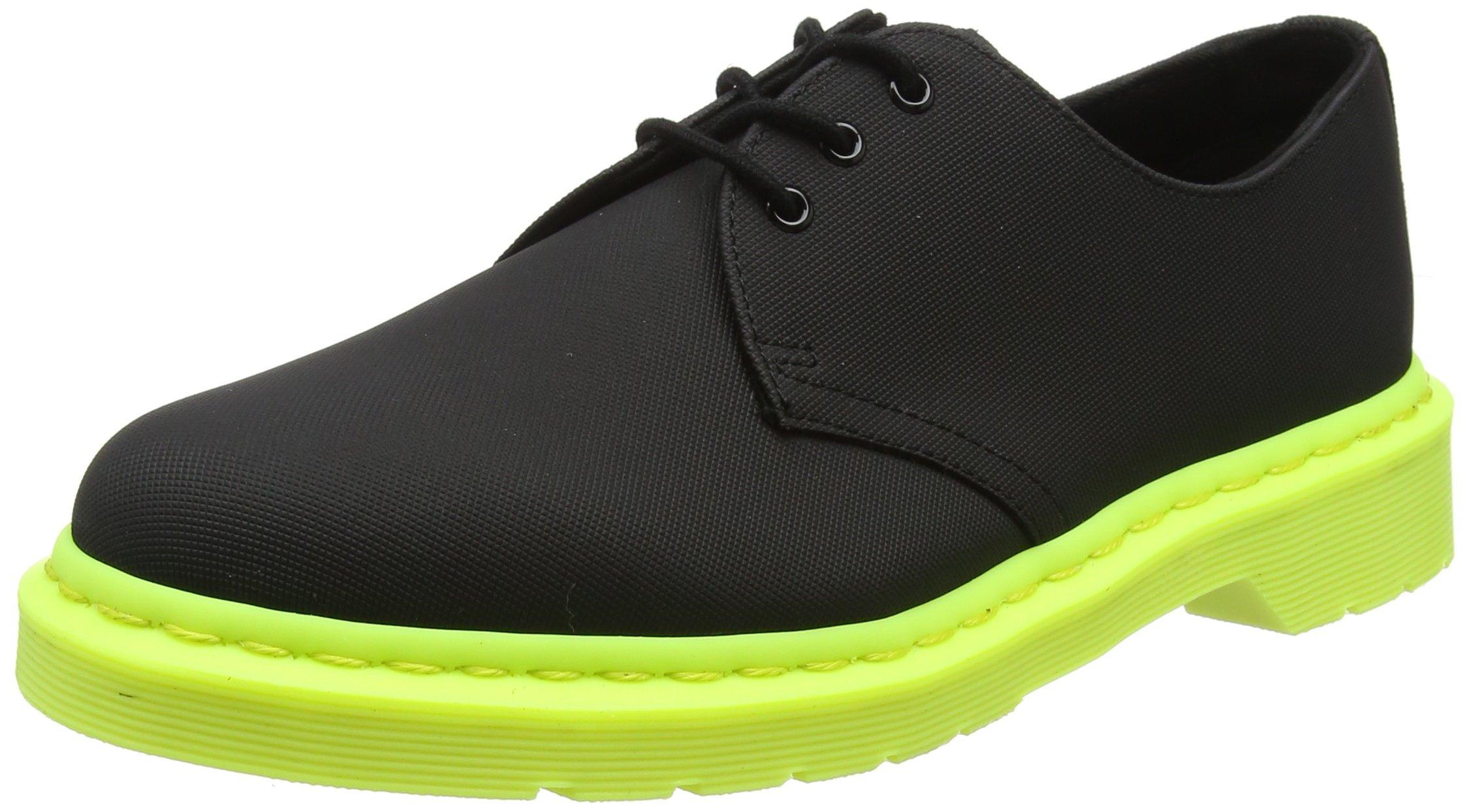 Dr. Martens R22871001 Men's 1461 Shoe, Black Ajax - 11 UK/12 D(M) US