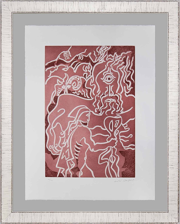 Amazon.com: Cyclop: Andre Masson: Fine Art