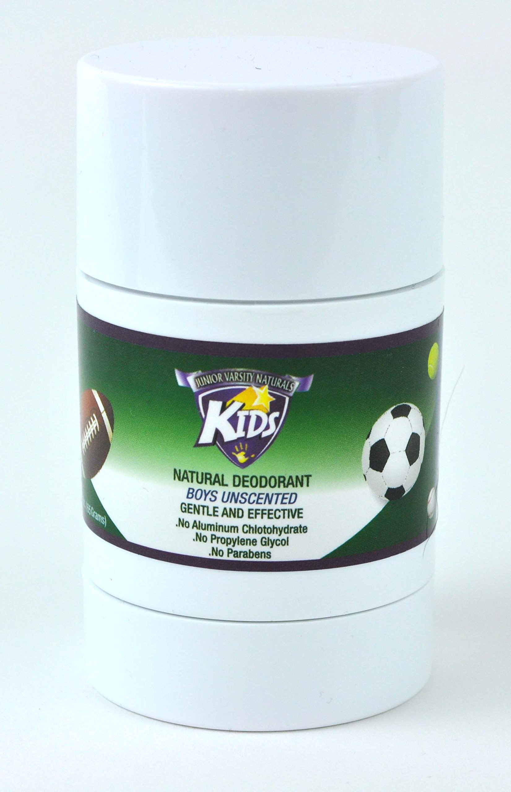 amazoncom kids natural deodorant for girls unscented
