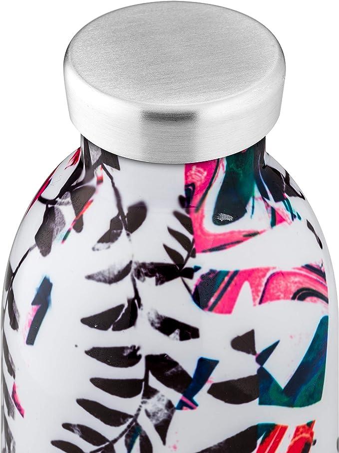 24 Bottles Bottiglia Clima 330 ml Contenuto:500 ml 850 ml colori diversi 12h cold 24h hot Colore:Black Dahlia 500 ml