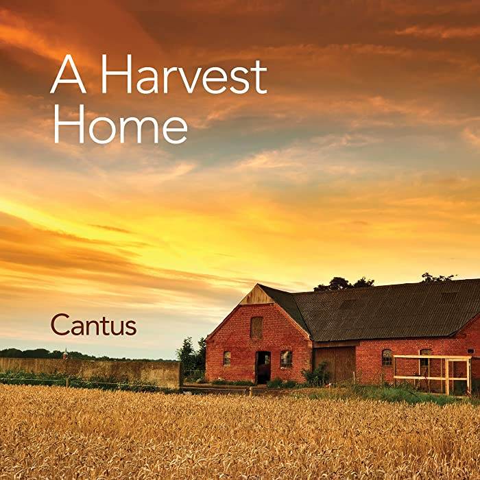 The Best Harvest Home Cd