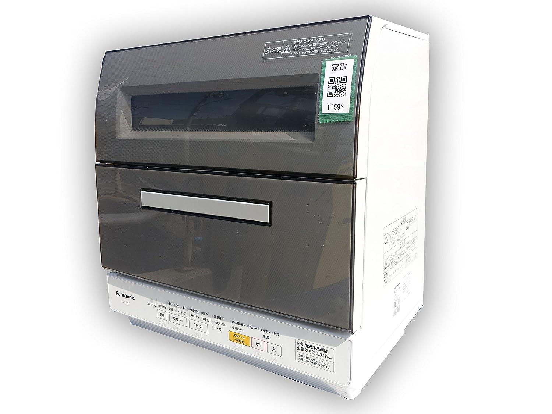 パナソニック 食器洗い乾燥機 グレー NP-TR8-H   B00VHFG60K