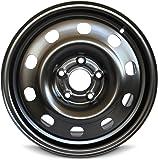 New 17 Inch 5 Lug Dodge Grand Caravan Journey Steel Wheel Full Size OEM Replica Spare Rim