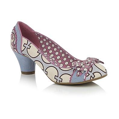 Heels Shoes Court Shoo Black Womens Ruby Hayley CoerdBxW