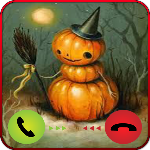 Halloween Calling You - Prank Caller Id -