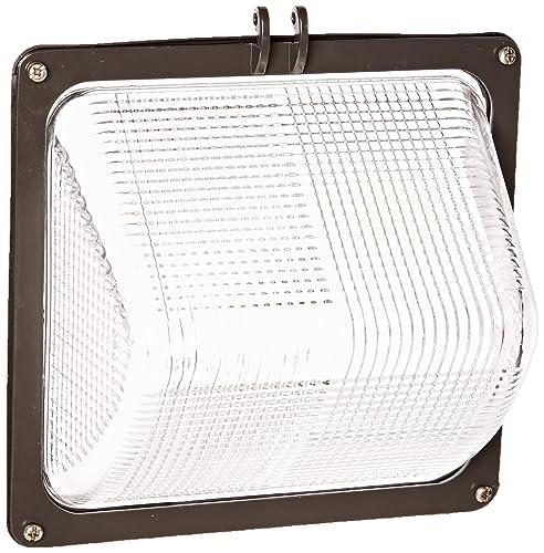 RAB Lighting WP1GRK WP1 Cutoff Wallpack Retrofit Kit, 8-1 8 Length x 7-7 8 Width x 3-7 8 Height