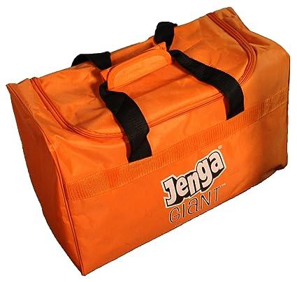 Amazon.com: Jenga Gigante Bolsa de transporte: Toys & Games
