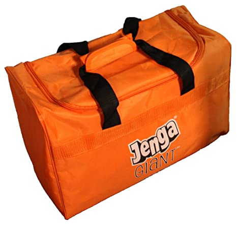Amazoncom Jenga Giant Carry Bag No Game Included Bag Only Toys