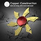 Bronze Fidget Spinner, ATiC Fly-cutter Prime Hand