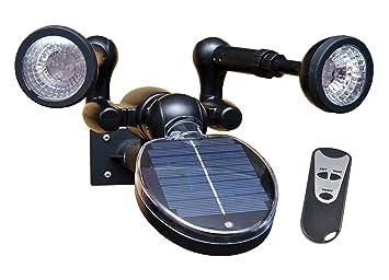 Amazon sunforce 86318 solar security light with remote sunforce 86318 solar security light with remote mozeypictures Choice Image
