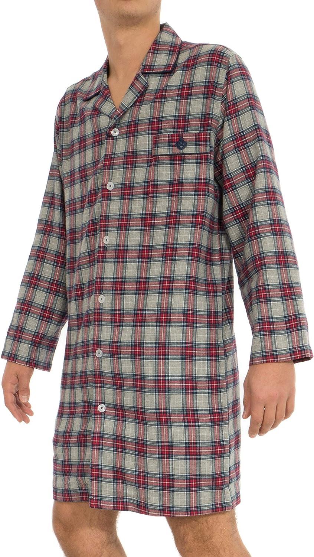 Guasch - Camiseta de Pijama - para Hombre Azul XL: Amazon.es ...