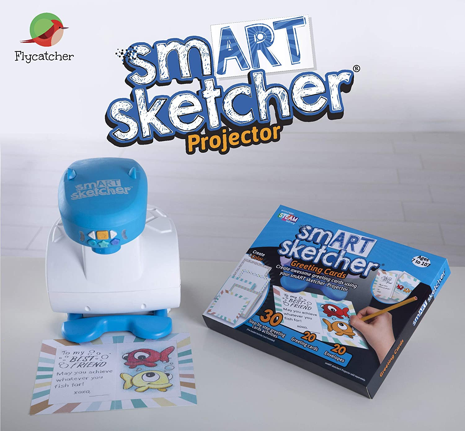 smART sketcher - Greeting Card Set