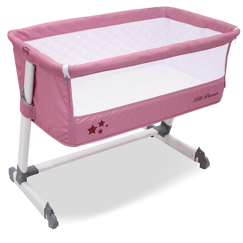 Asalvo 13941 color rosa Cuna de colecho