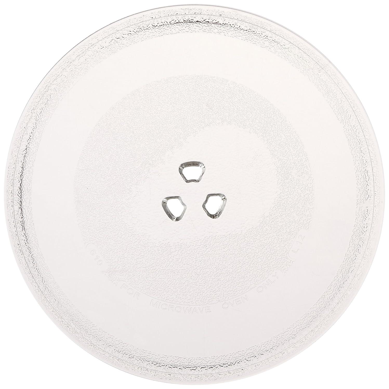 Daewoo microondas placa de cristal/bandeja 10