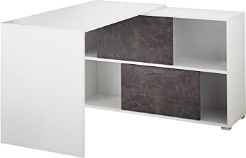 Germania gw altino bureau bois blanc basalto sombre x