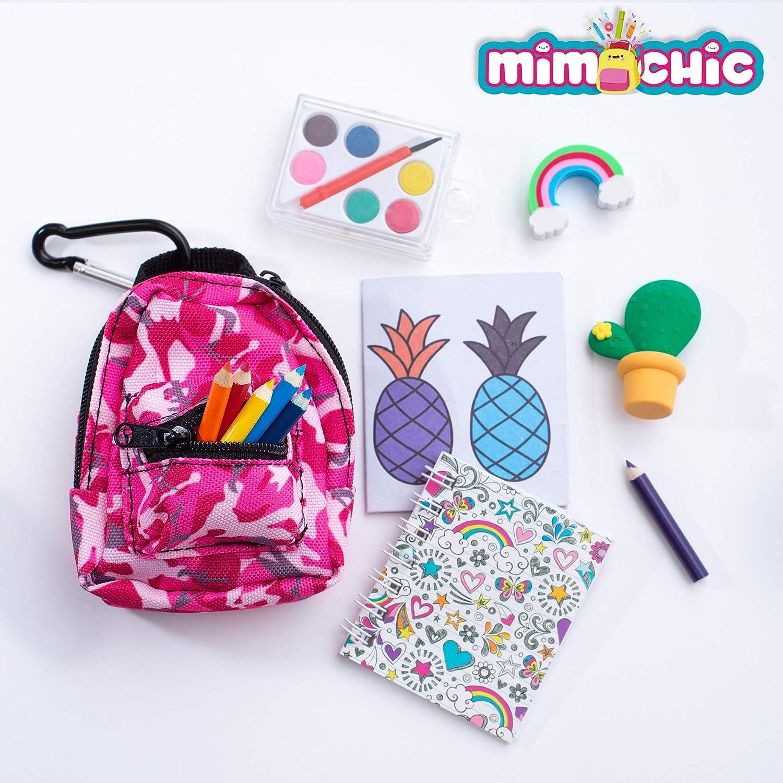 Cefa Toys- Mimochic Mini Mochila Sorpresa (640)