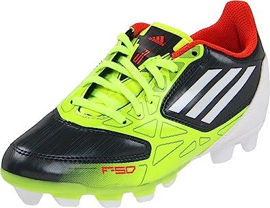 adidas F5 TRX FG Soccer Cleat (Little KidBig Kid),Phantom