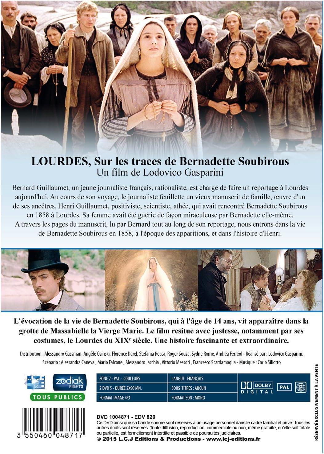 SOUBIROUS FILM BERNADETTE TÉLÉCHARGER