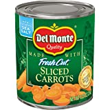 Del Monte Sliced Carrots, 8.25 Ounce