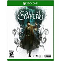 Call of Cthulhu X1 - Standard Edition - Xbox One