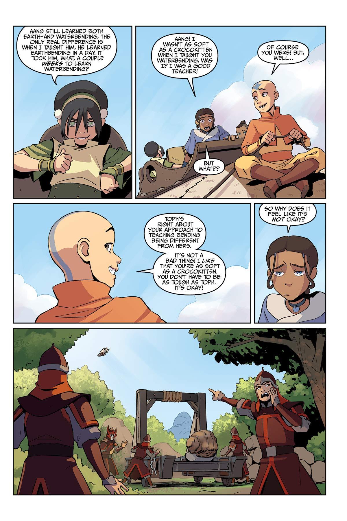 Avatar Last Airbender Katara Pirates Silver 00 Hicks Faith Erin Wartman Peter Matera Adele Amazon Nl