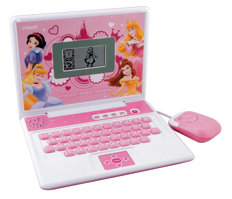 Amazon VTech Disney s Princess Fantasy Notebook Toys & Games