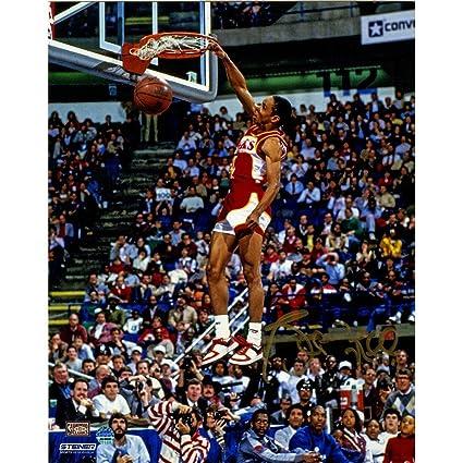 Image result for spud webb slam dunk