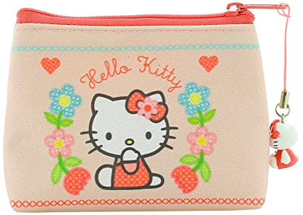 Amazon.com: Hello Kitty - Monedero con cremallera: Arte ...