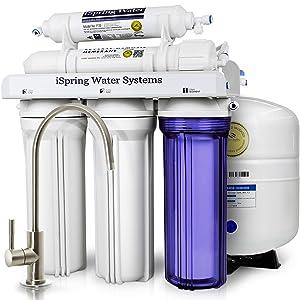 iSpring RCC7 WQA Reverse Osmosis