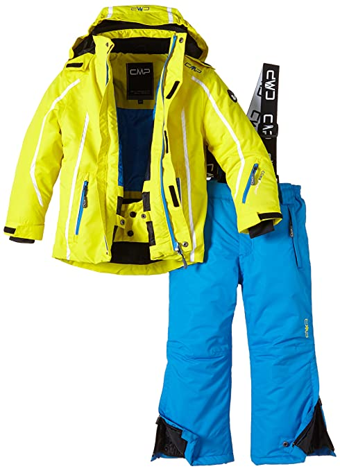 8fbde40cf083 CMP - Giacca da sci, per bambini, Bambino, Jacke Skianzug, giallo ...
