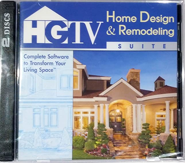 Amazon.com: HGTV Home Design & Remodeling Suite [Jewel Case]