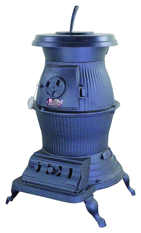 Amazon.com: US Stove Company Model 1869 Caboose Potbelly Coal ...