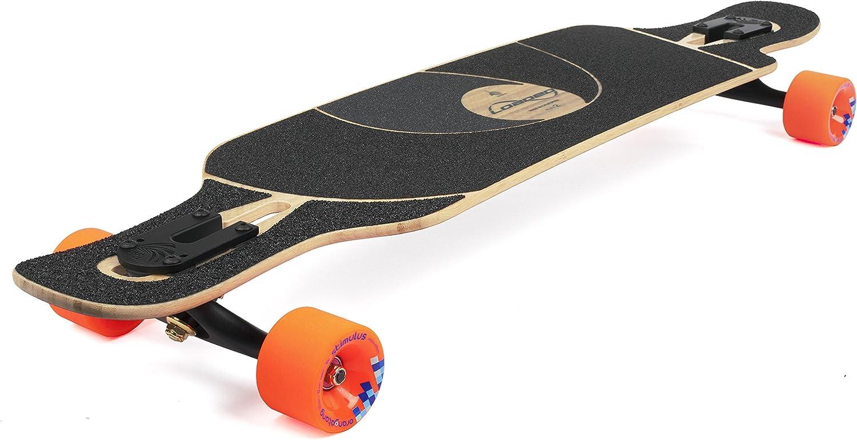 Loaded Boards Tan Tien Bamboo Longboard - 1