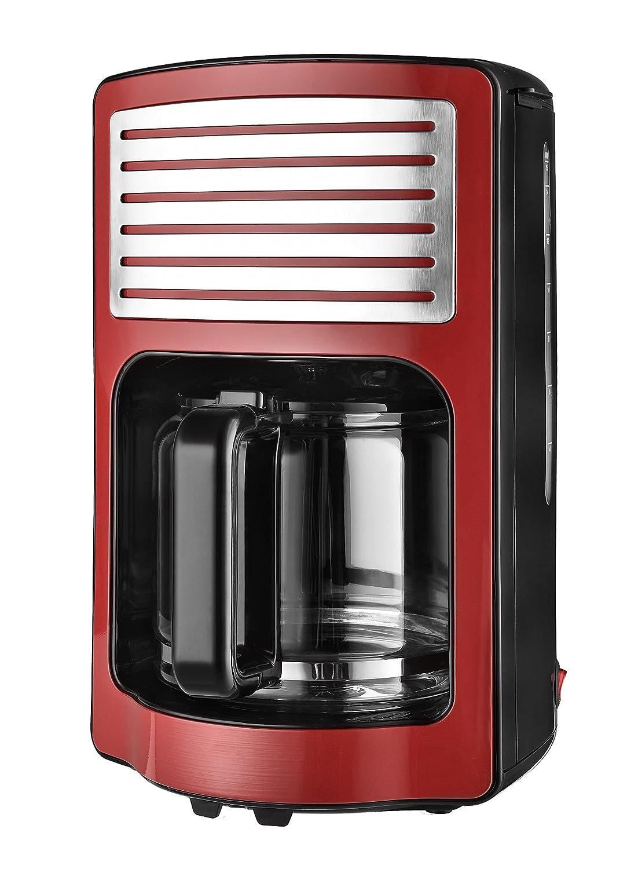 Team Kalorik TKG CM 2500 Machine à café Filtre Design de Couleur crème, 1.8 L (15 Tasses), 1000 W, W, 1.8 liters