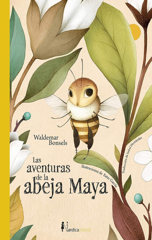 Las aventuras de la abeja Maya (Nórdica Infantil) eBook: Bonsels ...