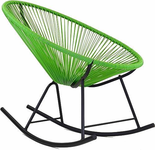 Design Tree Home Acapulco Indoor/Outdoor Rocking Chair - a good cheap outdoor rocking chair