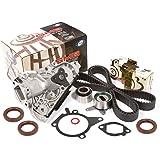 Evergreen TBK179WP2 94-05 Mazda Miata MX-3 Protege Kia Sephia 1.6 1.8 DOHC 16V B6 BP Timing Belt Water Pump Kit