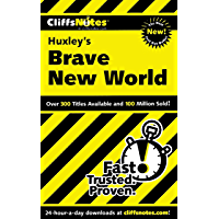 CliffsNotes on Huxley's Brave New World (Cliffsnotes Literature Guides) (English Edition)