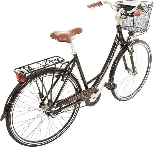 Viking Prelude bicicleta de ciudad 28 pulgadas con luz 3 marchas ...
