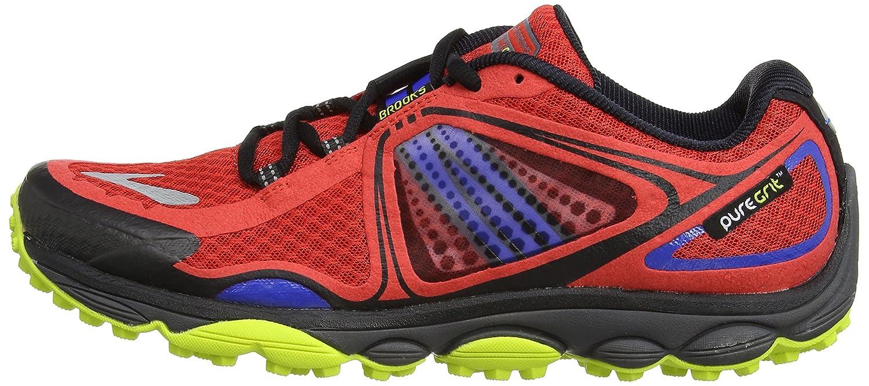 78746374804 Brooks Puregrit 3 Men Running Shoes  Amazon.co.uk  Shoes   Bags