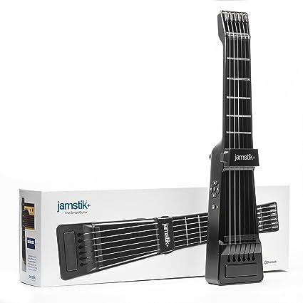 Zivix - Jamstick y Palo de Guitarra Inteligente (J-BLE-BK-R-NA ...