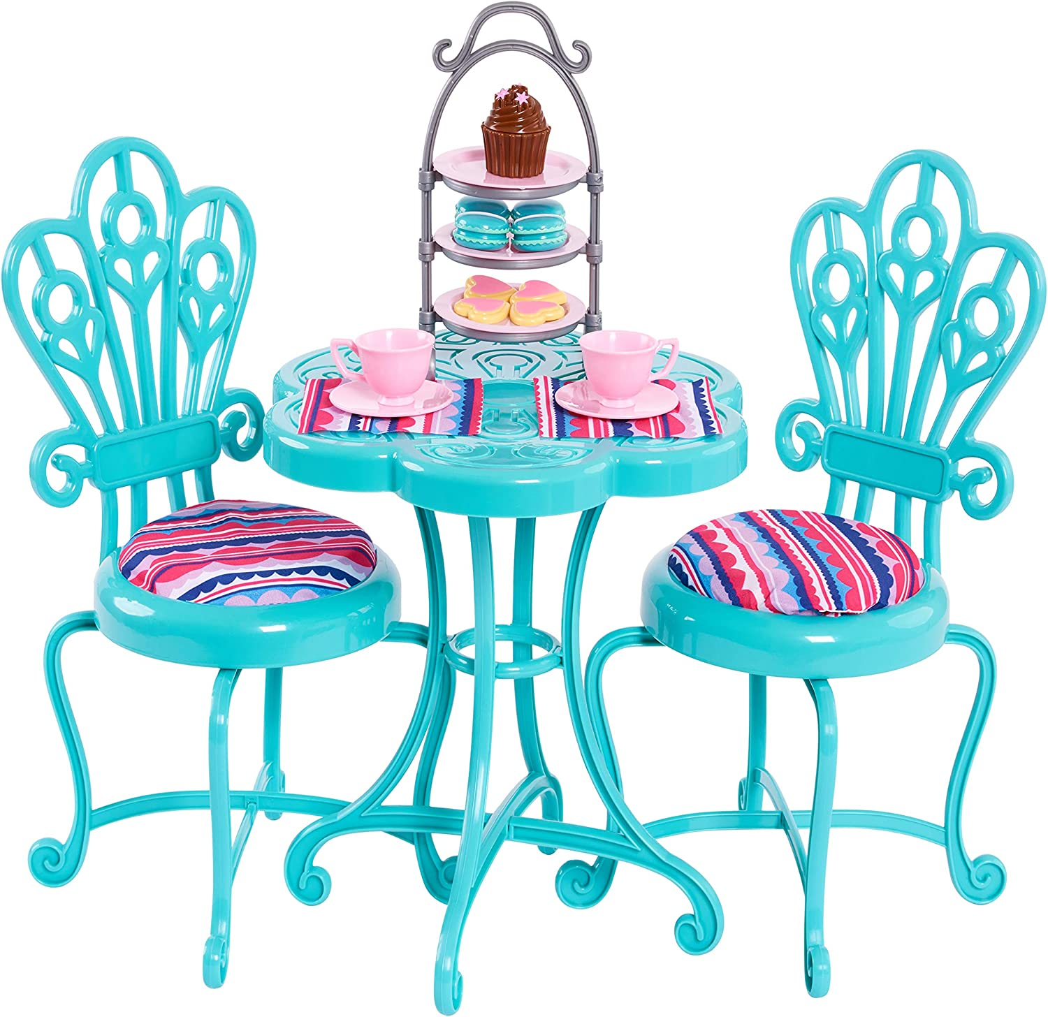 Journey Girls Bistro Table Set - Amazon Exclusive